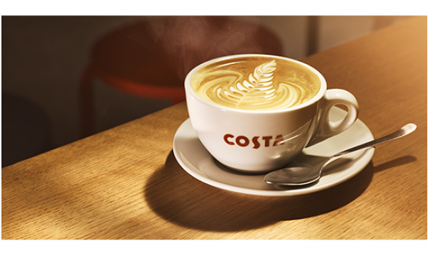 Costa Coffee arrives at Kingsway West
