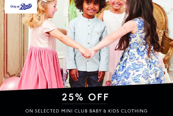 Black Friday at Boots Mini Club!