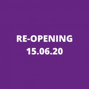 KINGSWAY WEST RE-OPENING UPDATE