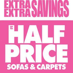SCS Extra Extra Savings Event!