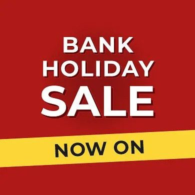 OAK FURNITURELAND BANK HOLIDAY SALE