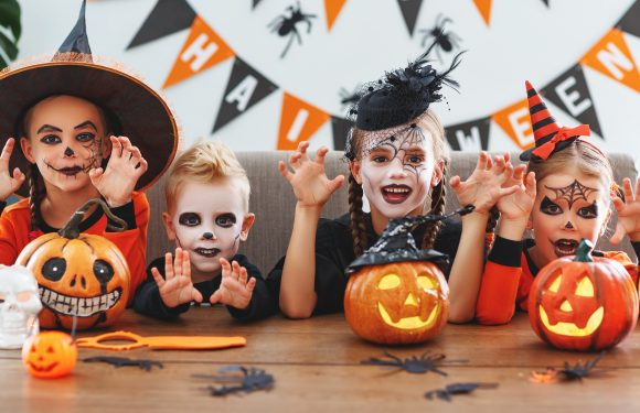Lots Of Tricks But Mainly Treats At Kingsway West This Halloween